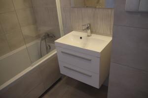nowoczesna łazienka Warszawa