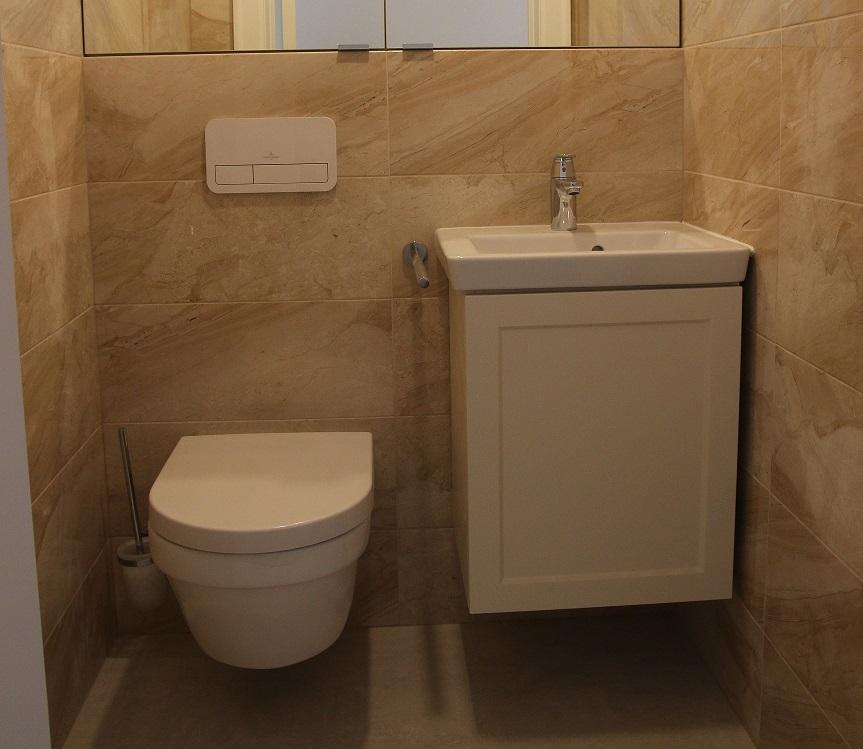 remont łazienki Warszawa